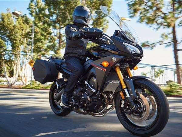 Six Great Motorcycles for Tall Riders - The Drive