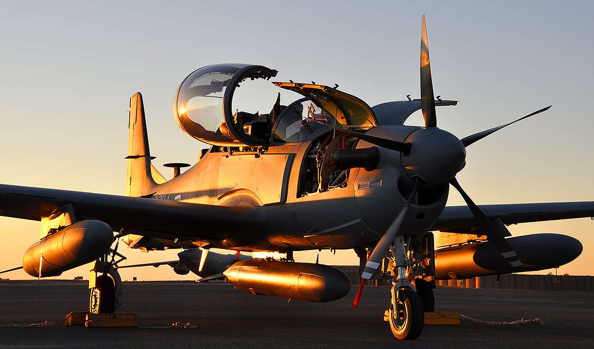 Is The USAF Finally Serious About Fielding A Light Air ...