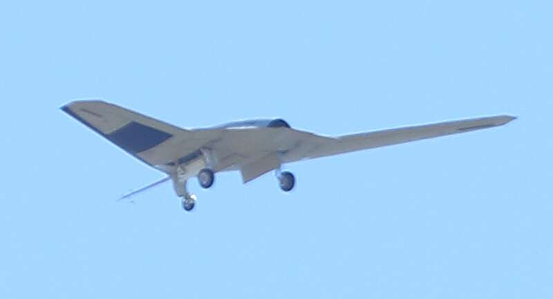 Exclusive: Uniquely Configured RQ-170 Sentinel ...