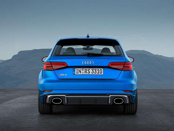 The 2018 Audi RS 3 Sportback is One Mean Grocery Getter  The Drive