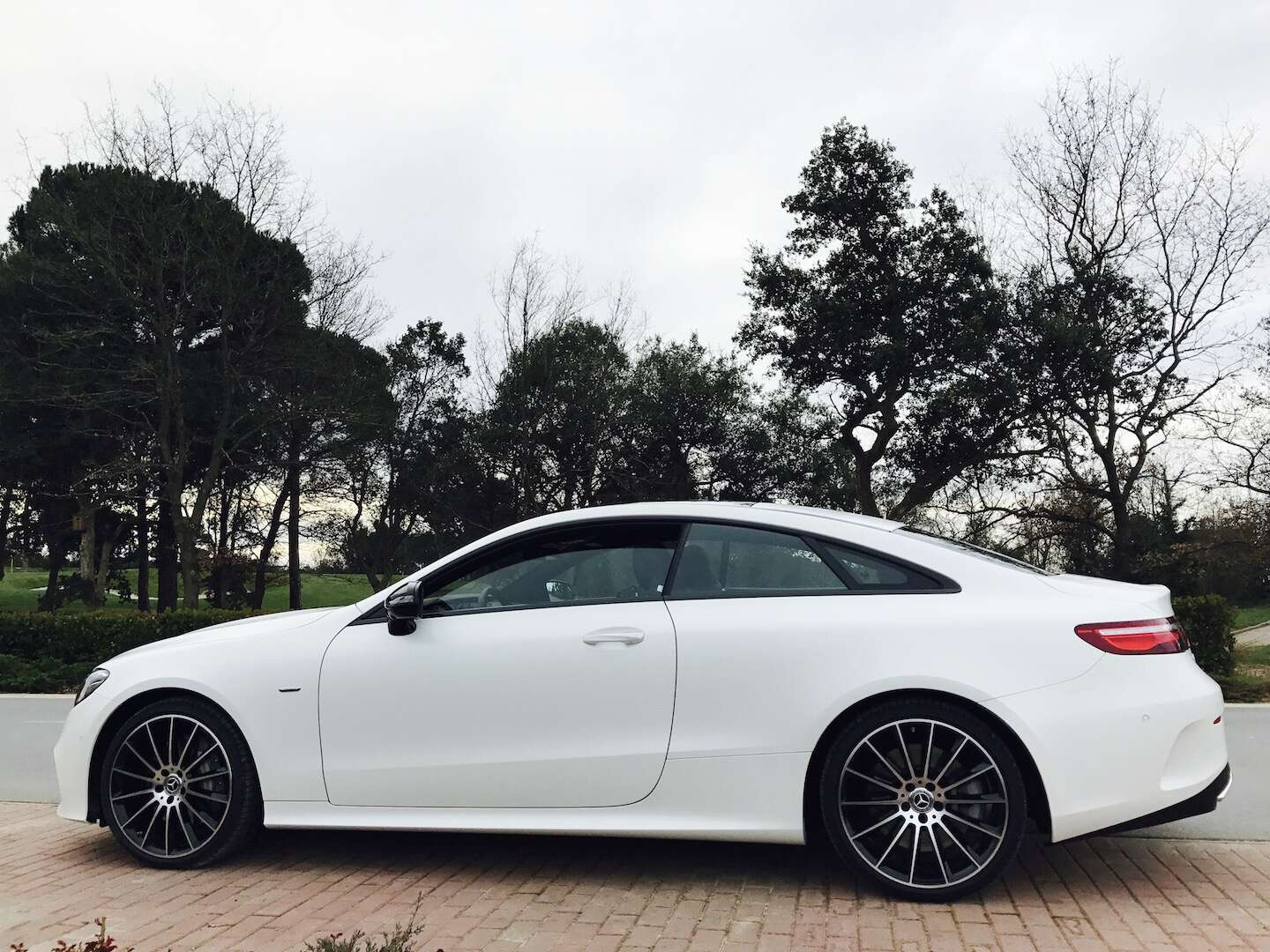 7 important things about the 2018 mercedes e class coupe the drive. Black Bedroom Furniture Sets. Home Design Ideas