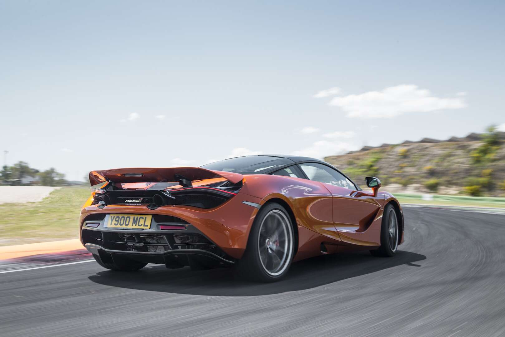 2018 mclaren 720s 7 first impressions straight from rome the drive. Black Bedroom Furniture Sets. Home Design Ideas