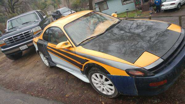 This Former Pimp My Ride Toyota Celica On Craigslist Is