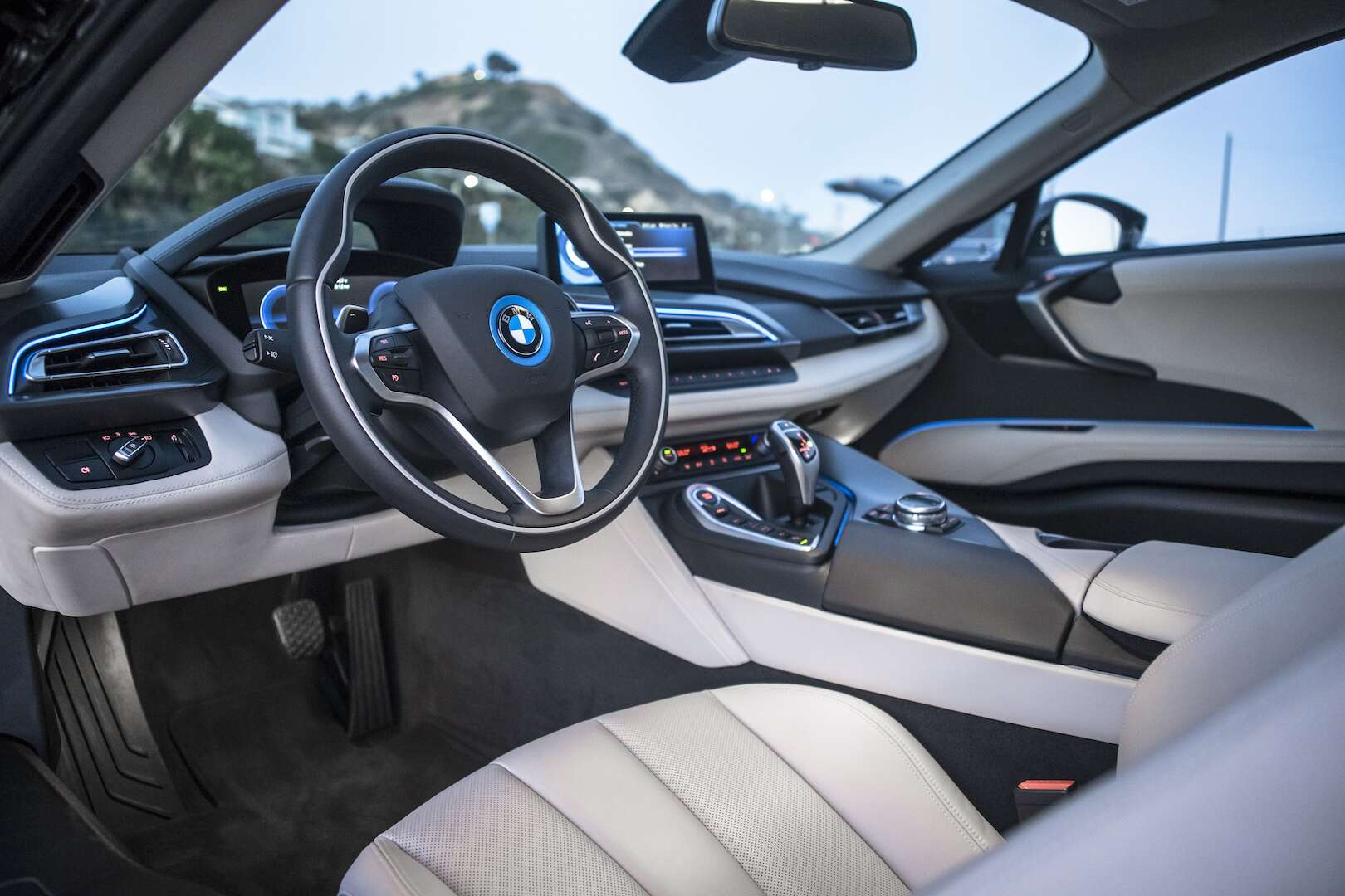 2017 Bmw I8 Review Bimmer 39 S Plug In Pioneer Holds The Line The Drive