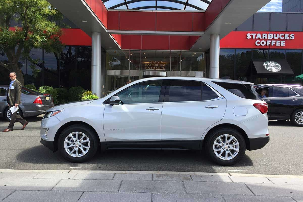 the 2018 chevy equinox diesel is the antidote to dieselphobia the drive. Black Bedroom Furniture Sets. Home Design Ideas