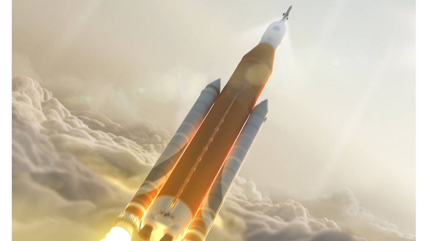 NASA Says Its Future Orion, SLS Rocket Programs Might Be ...