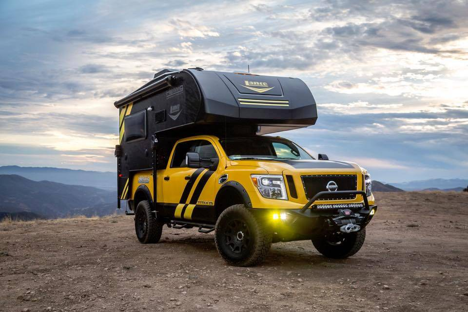 Is This Nissan The Ultimate Overland Vehicle The Drive