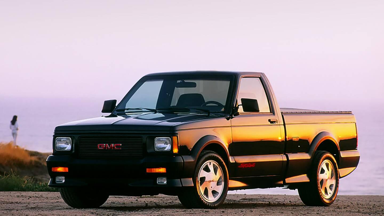 6 bizarre pickup trucks america should never forget the drive. Black Bedroom Furniture Sets. Home Design Ideas