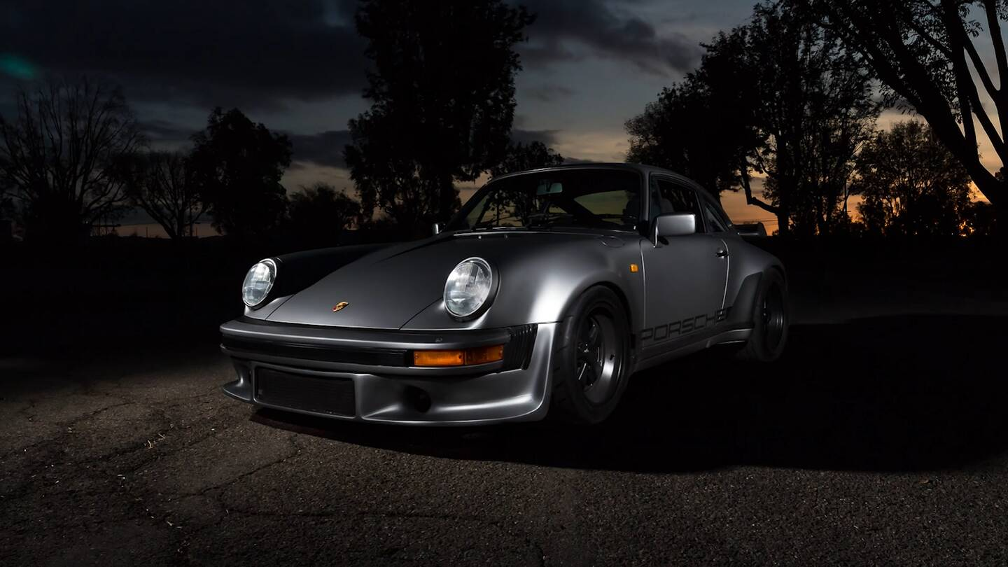 Grey Market Modified Porsche 930 Delivers Jaw Dropping