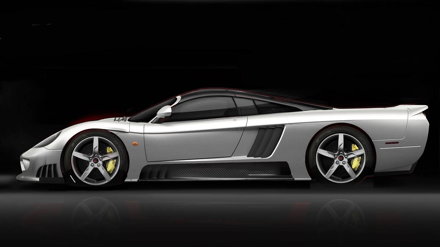 The Saleen S7 Supercar Returns Now Packing 1 000
