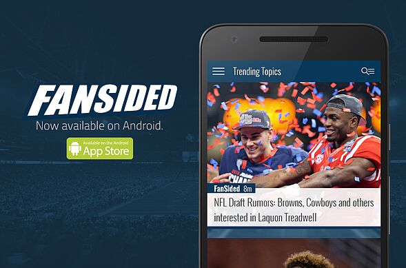 Get Blue Jackets News, in the New FanSided Android App