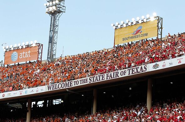 Texas-OU Red River Rivalry game to stay at Cotton Bowl ...