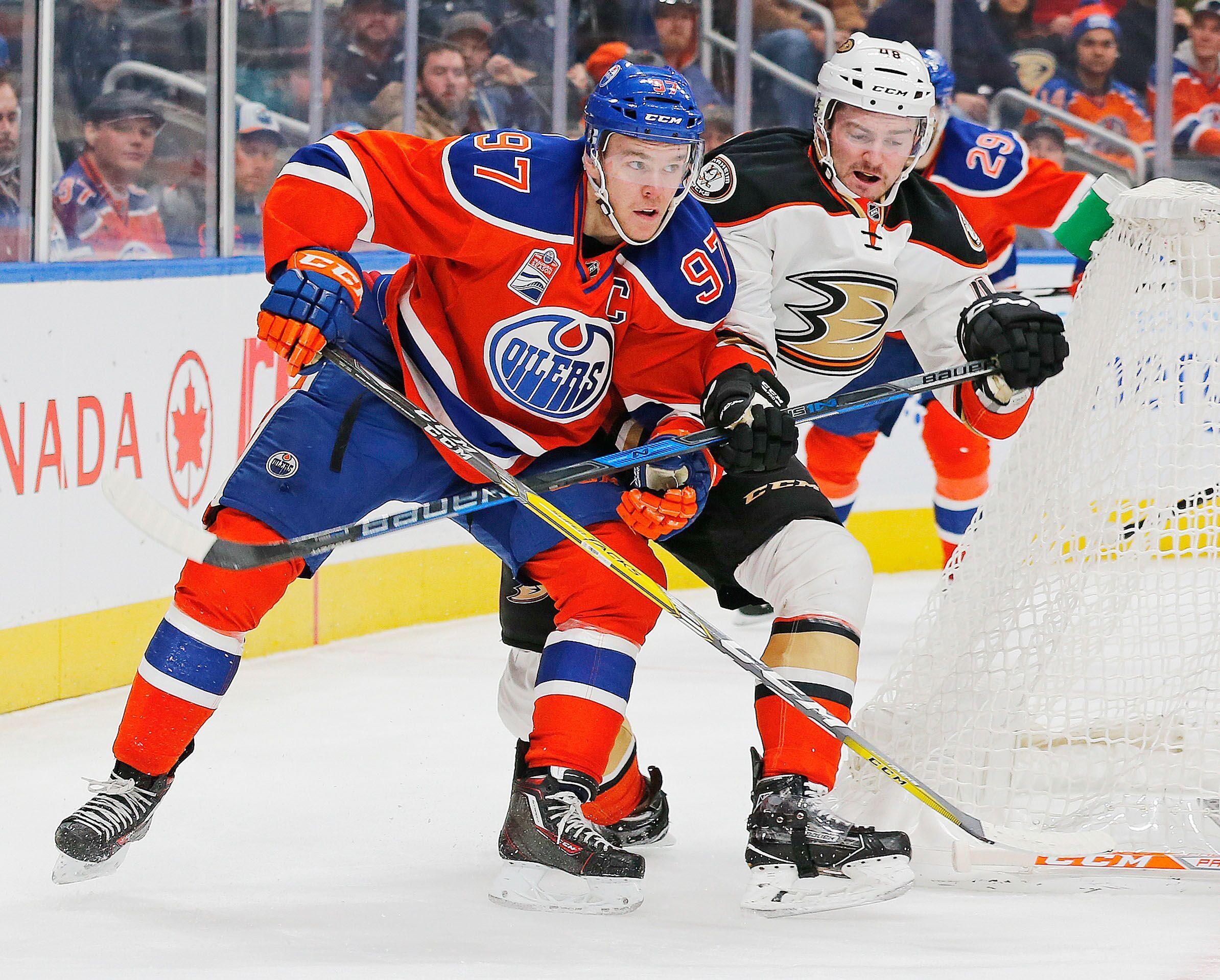 Anaheim Ducks vs Edmonton Oilers - May 7, 2017   Game ...