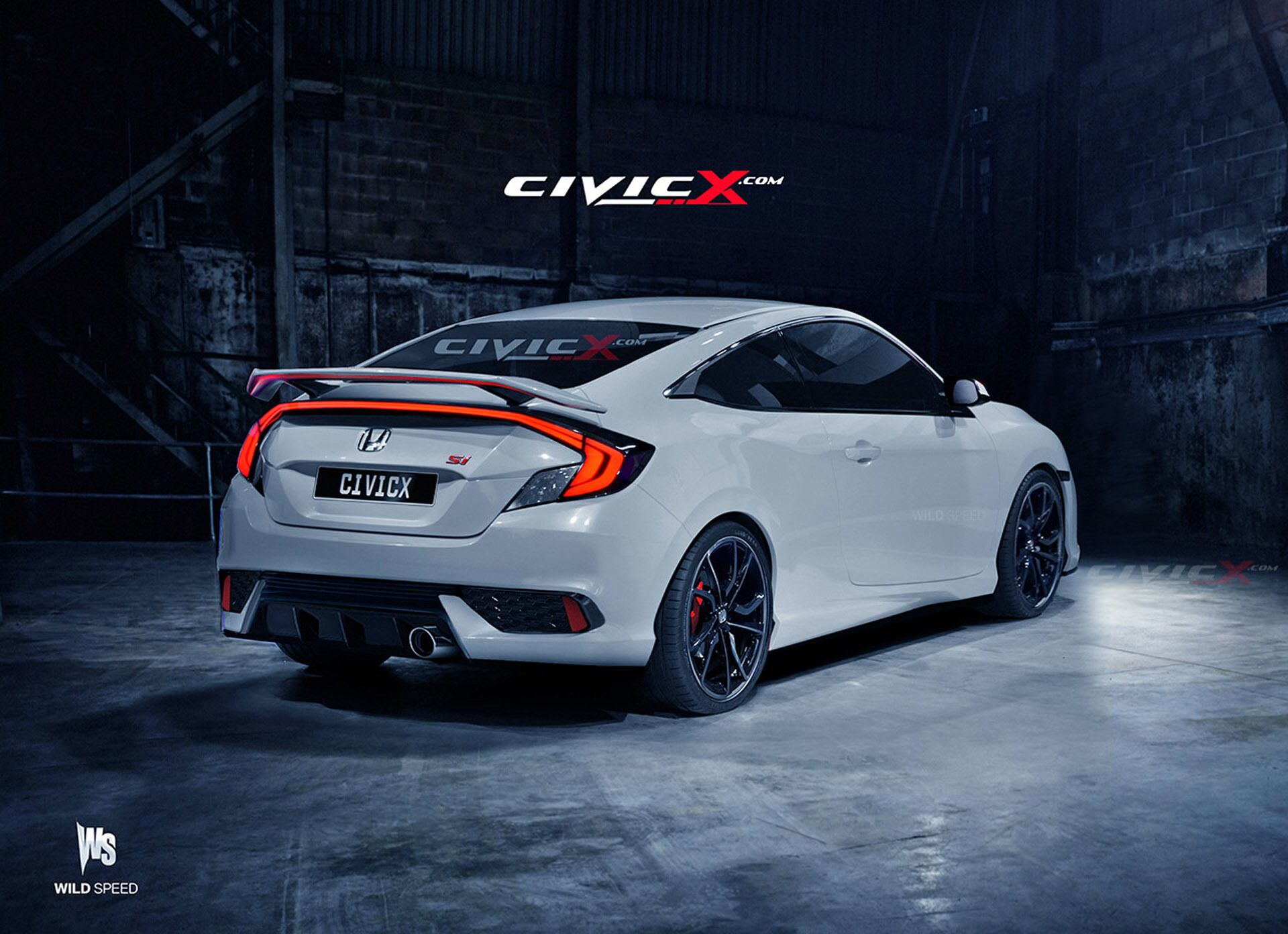 2017 honda civic si might come with 230 hp detuned type r. Black Bedroom Furniture Sets. Home Design Ideas