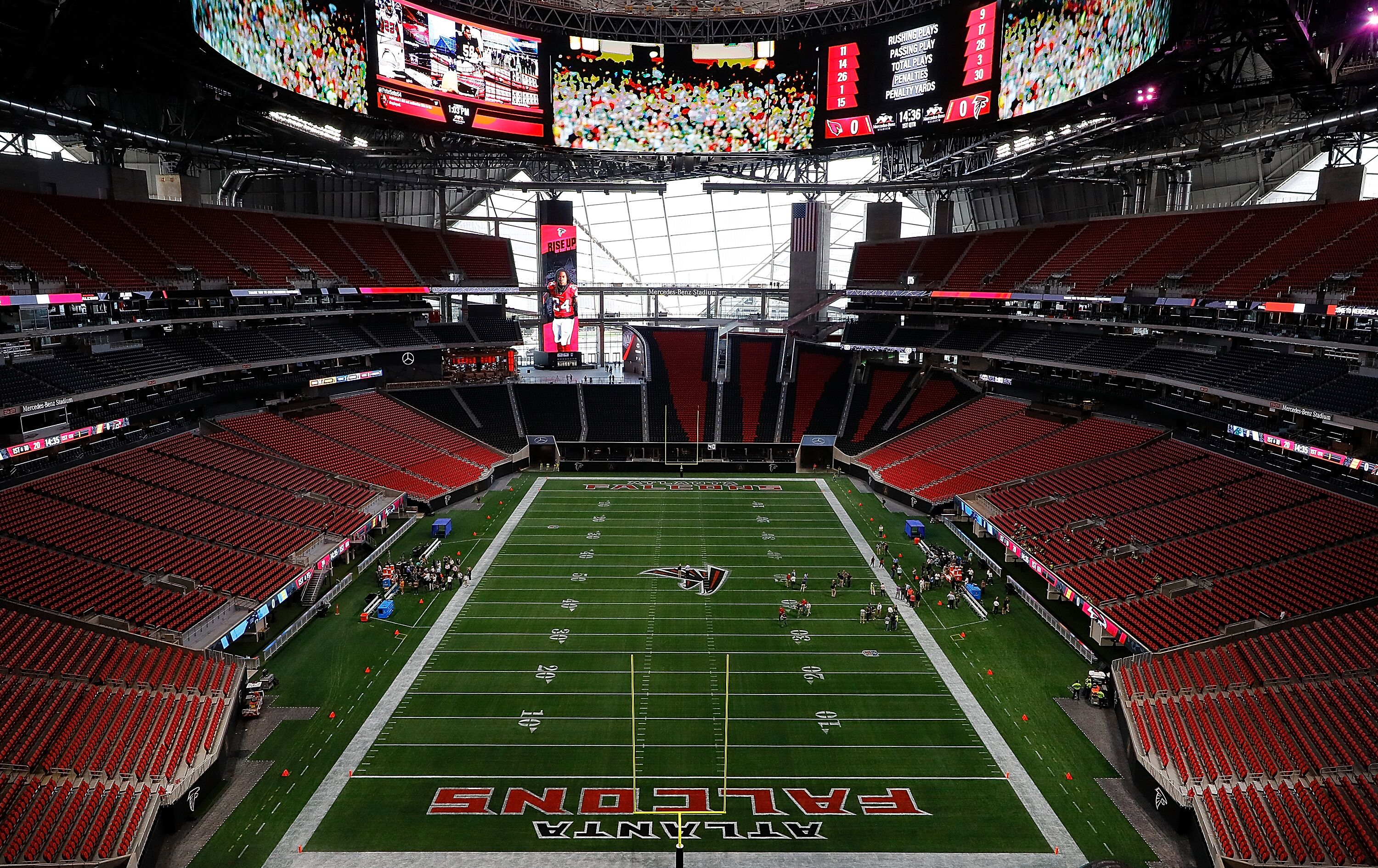 Atlanta Falcons Vs Cardinals Live Stream Watch Preseason