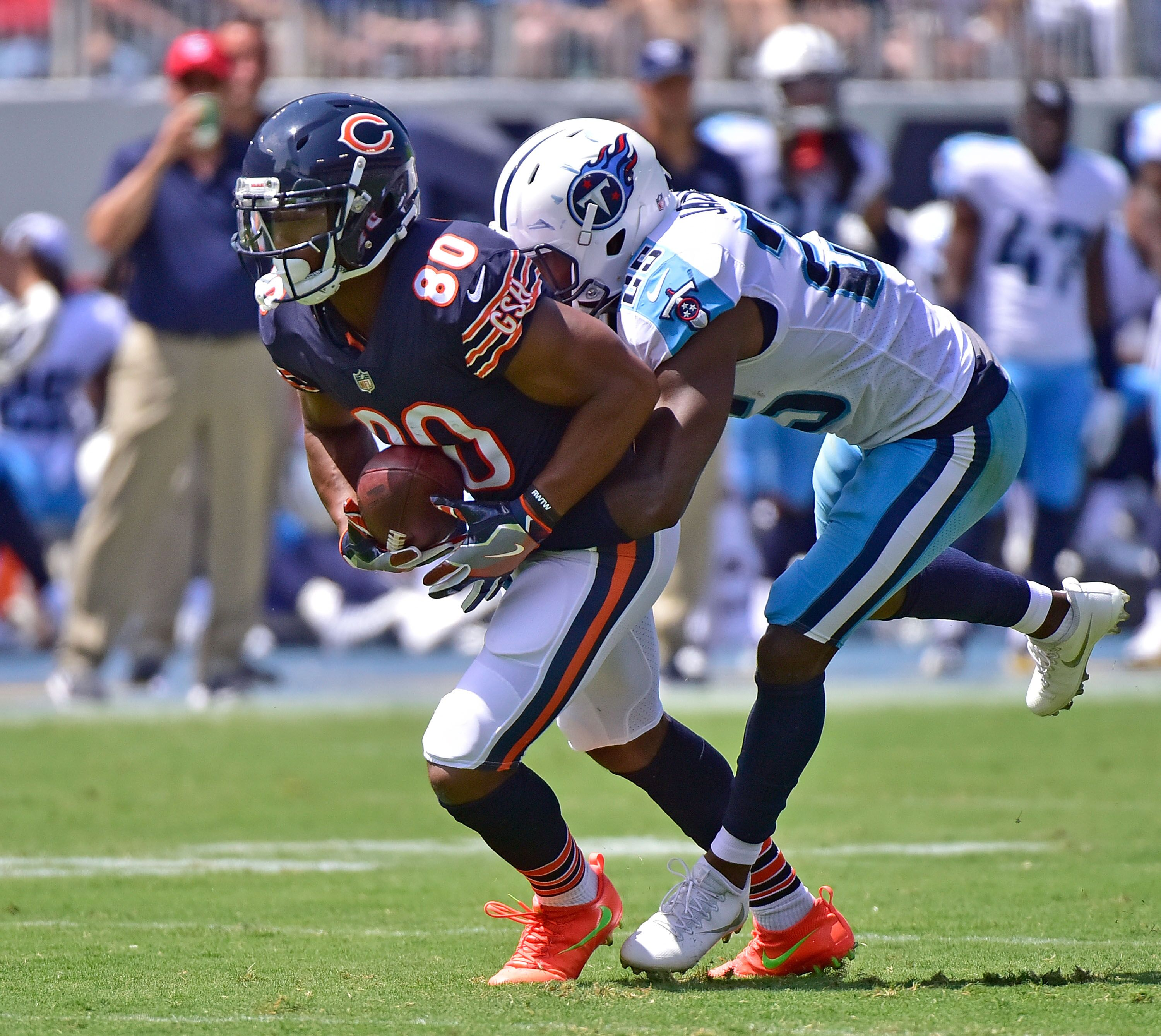 Chicago Bears Roster: Five Chicago Bears Players To Watch Against The Cleveland