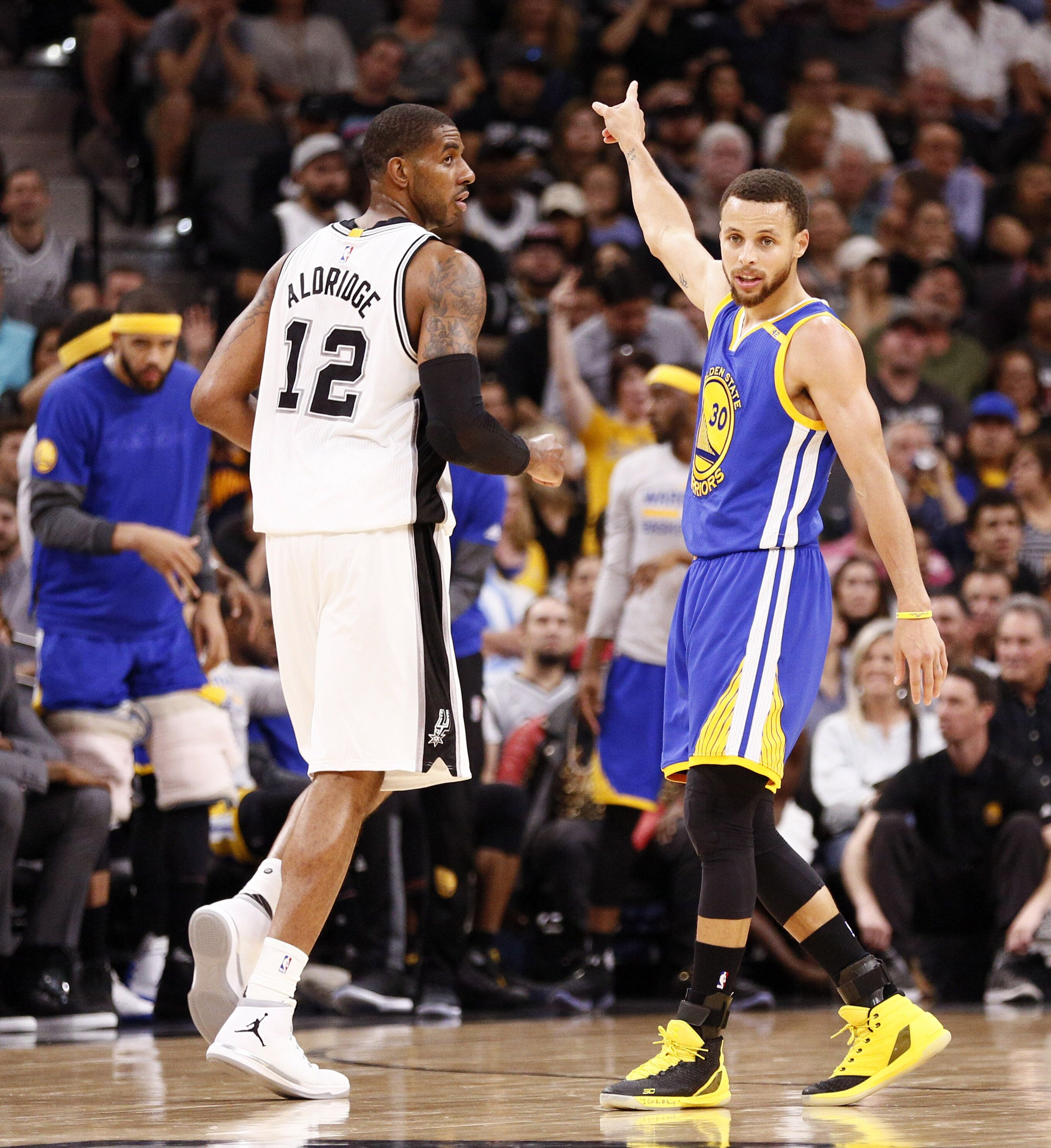 Rockets Vs Warriors Time Central: NBA Playoffs 2017: 5 Big Questions For Warriors Vs. Spurs