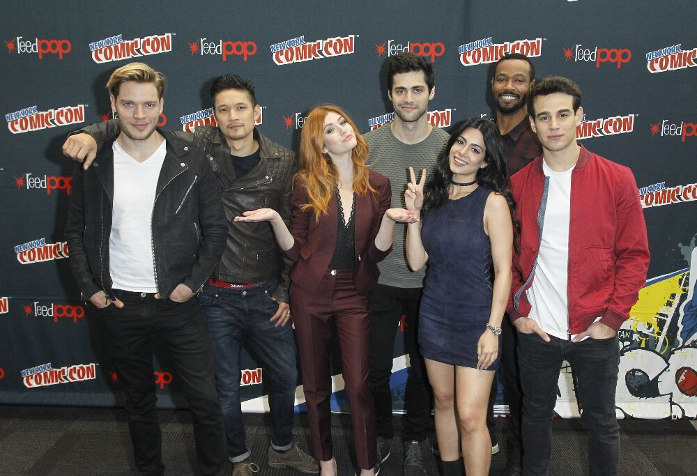 NYCC: The insider's guide to the Shadowhunters panel at Madison Square Garden
