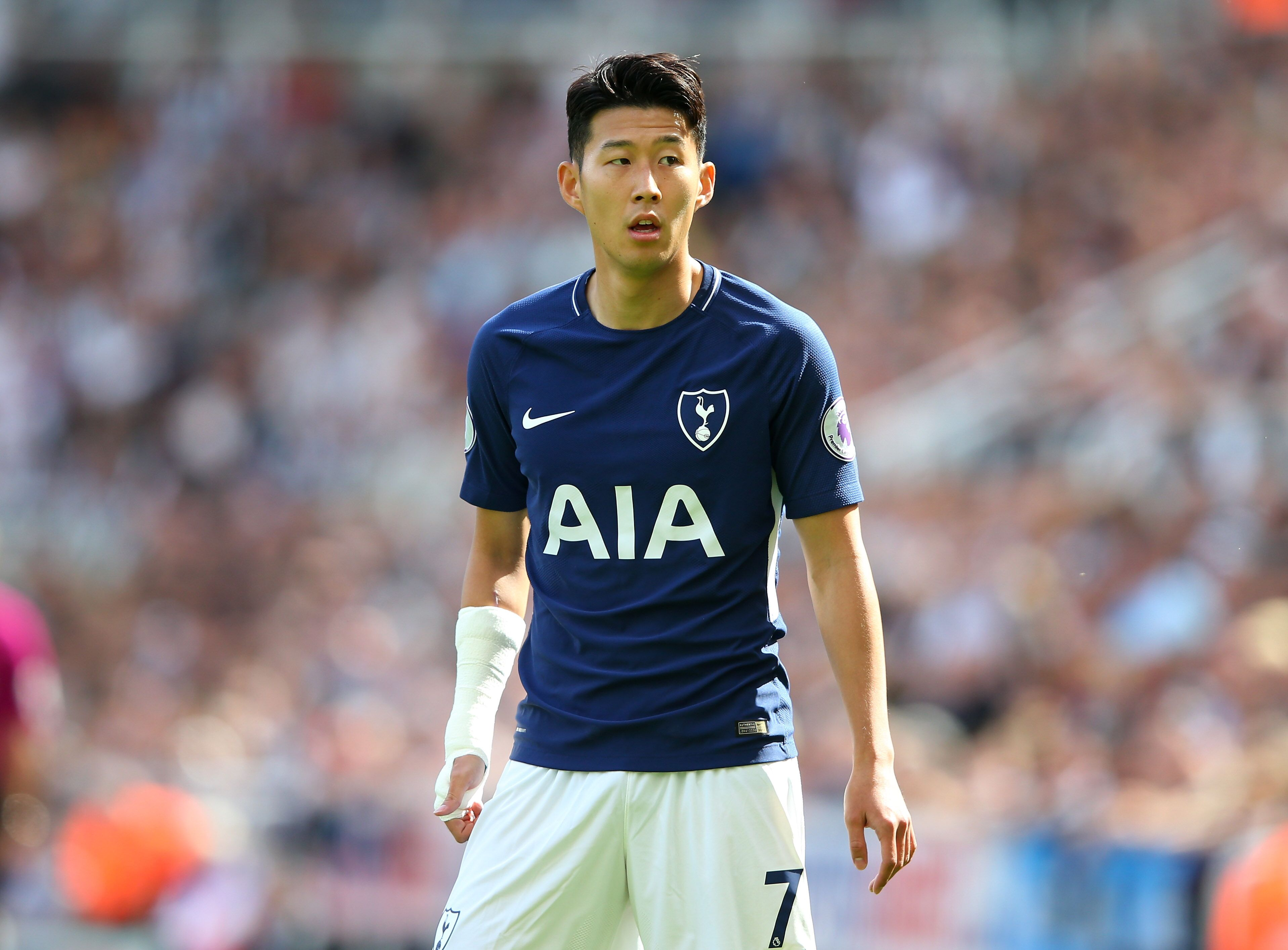 Tottenham player evaluation what to expect from son heung min for Son heung min squadre attuali