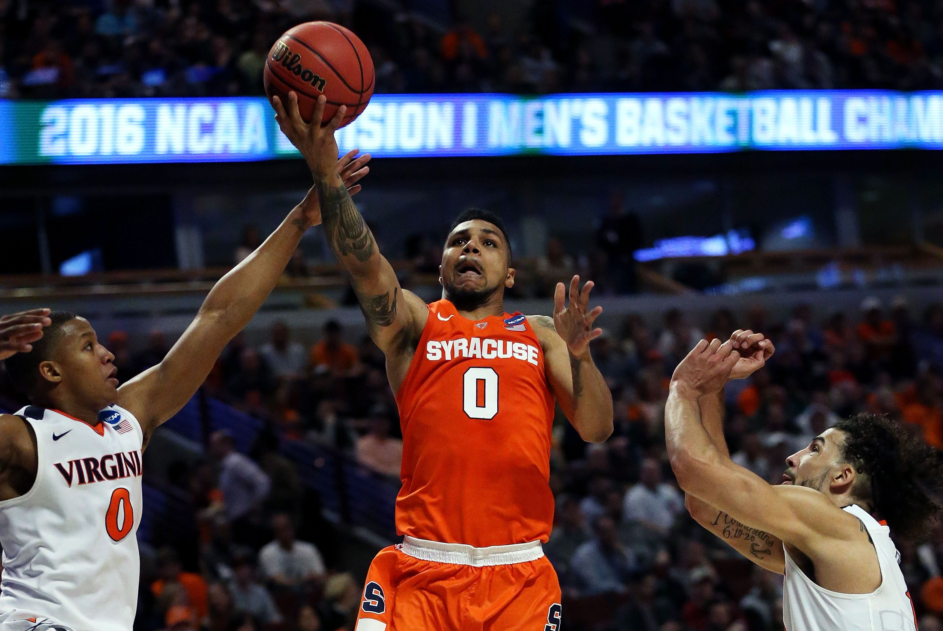 Syracuse Basketball: Signing With Golden State Saved