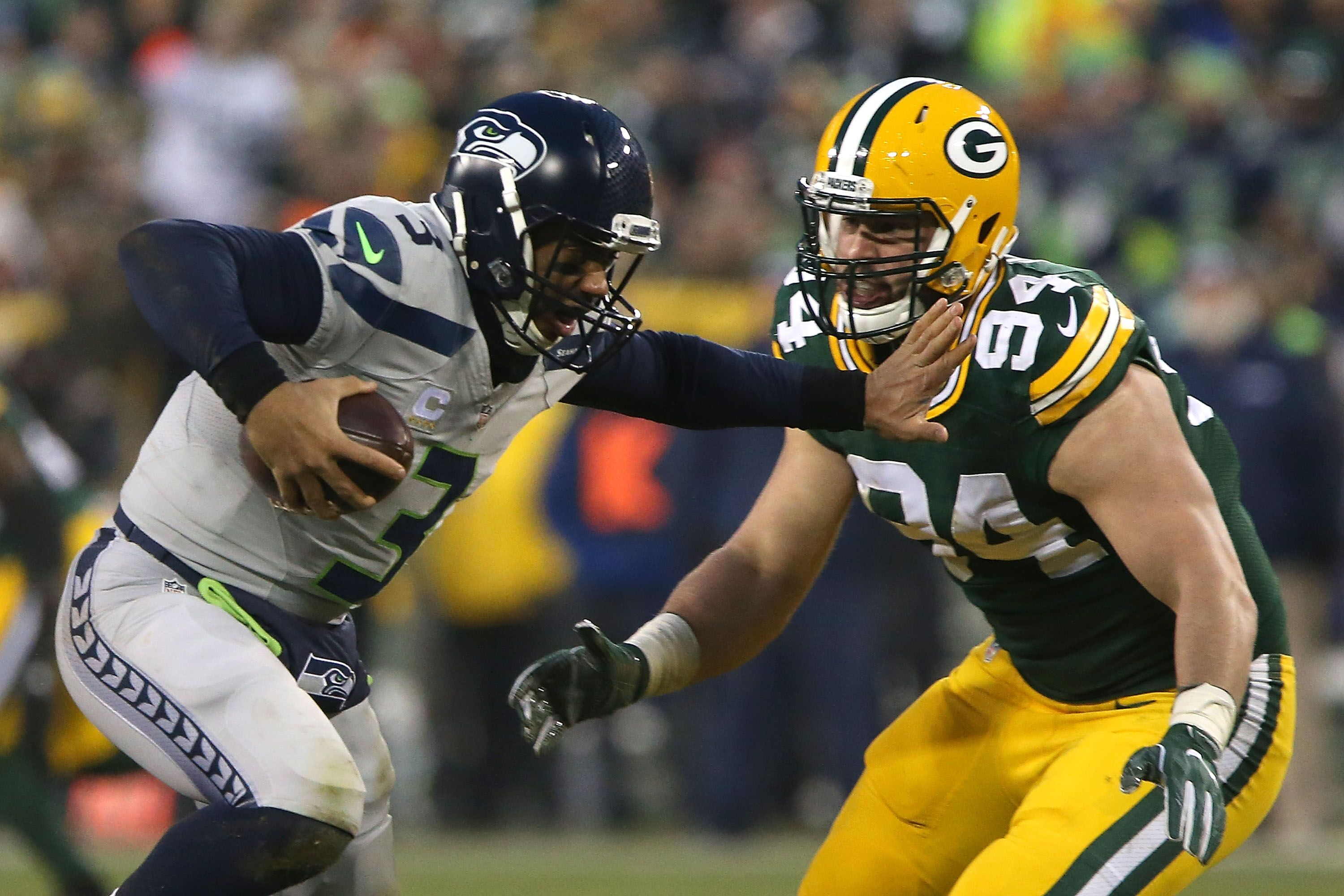 Seahawks vs. Packers: Highlights, game tracker and more