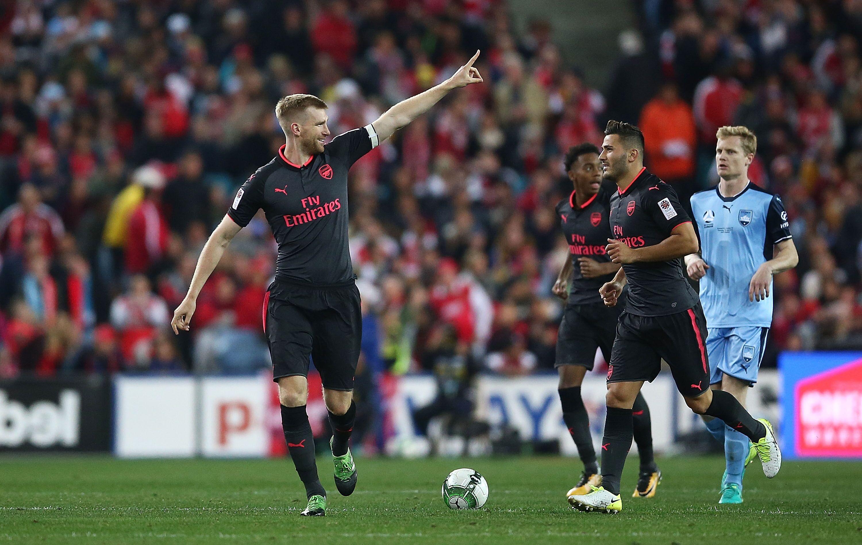Arsenal vs Sydney FC player ratings: Alexandre Lacazette ...