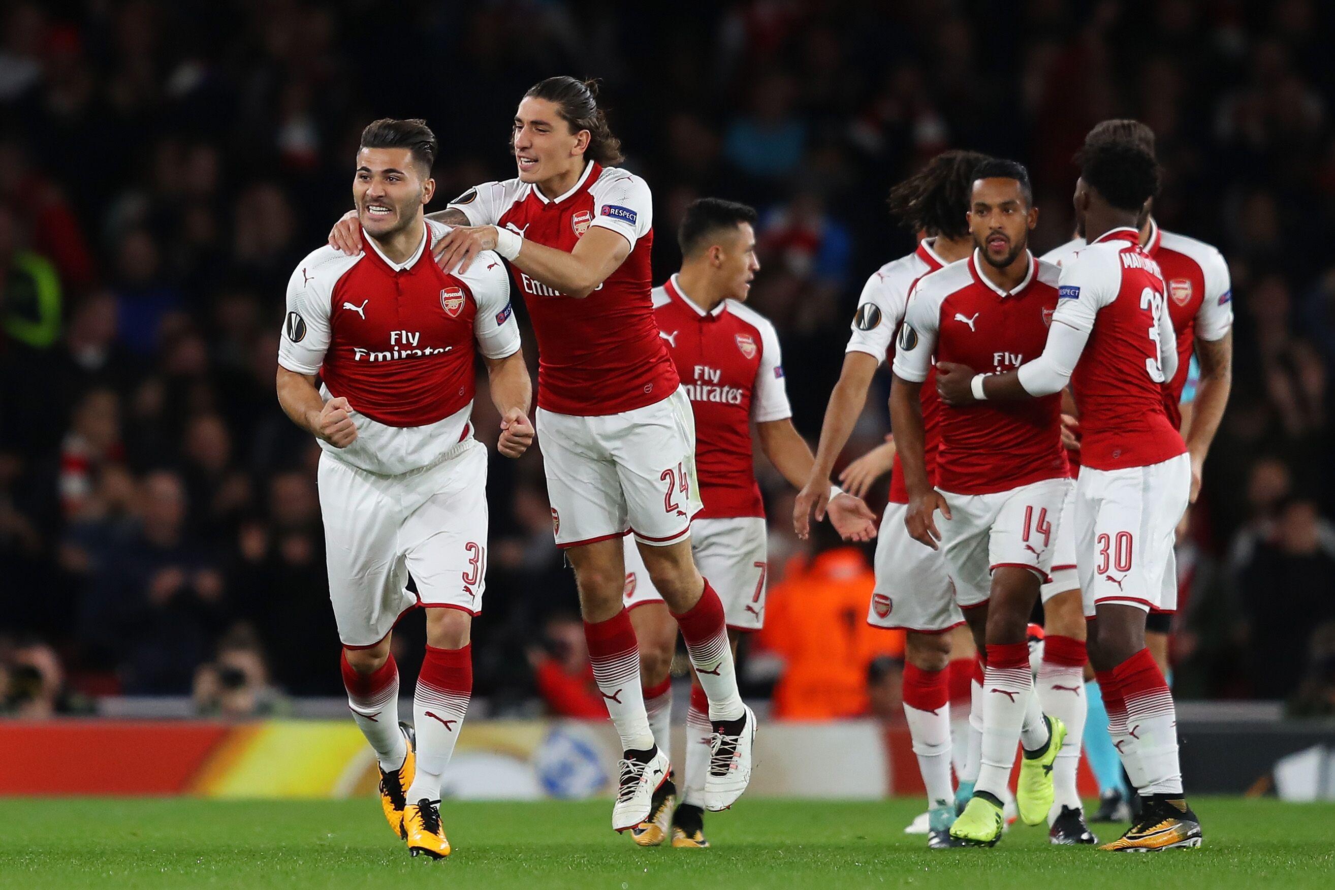 Arsenal vs FC Koln recap and analysis from Europa League ...