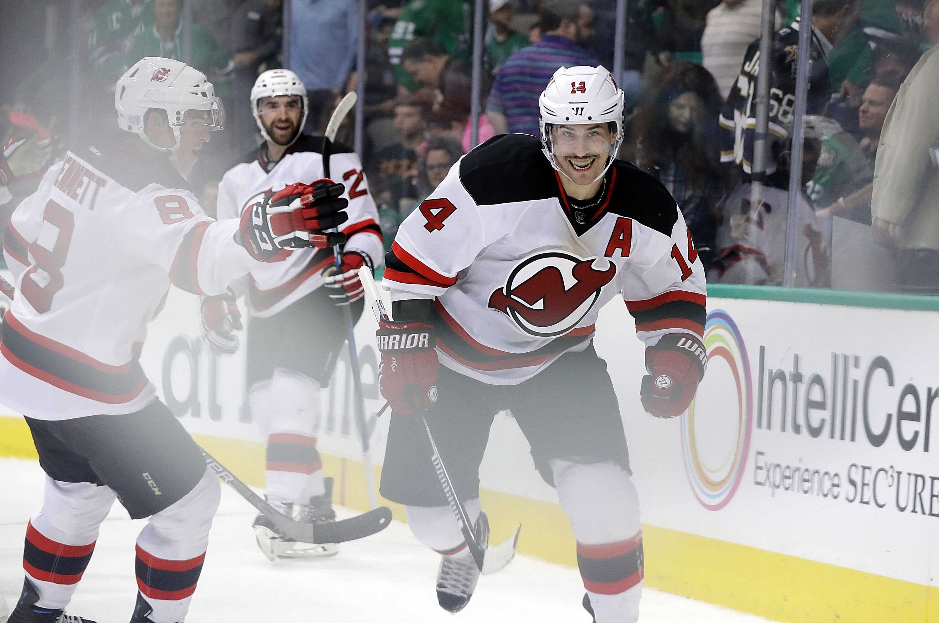 fced2bdc80a ... where to buy new jersey devils adam henrique will return to 30 goal  scorer pucks and