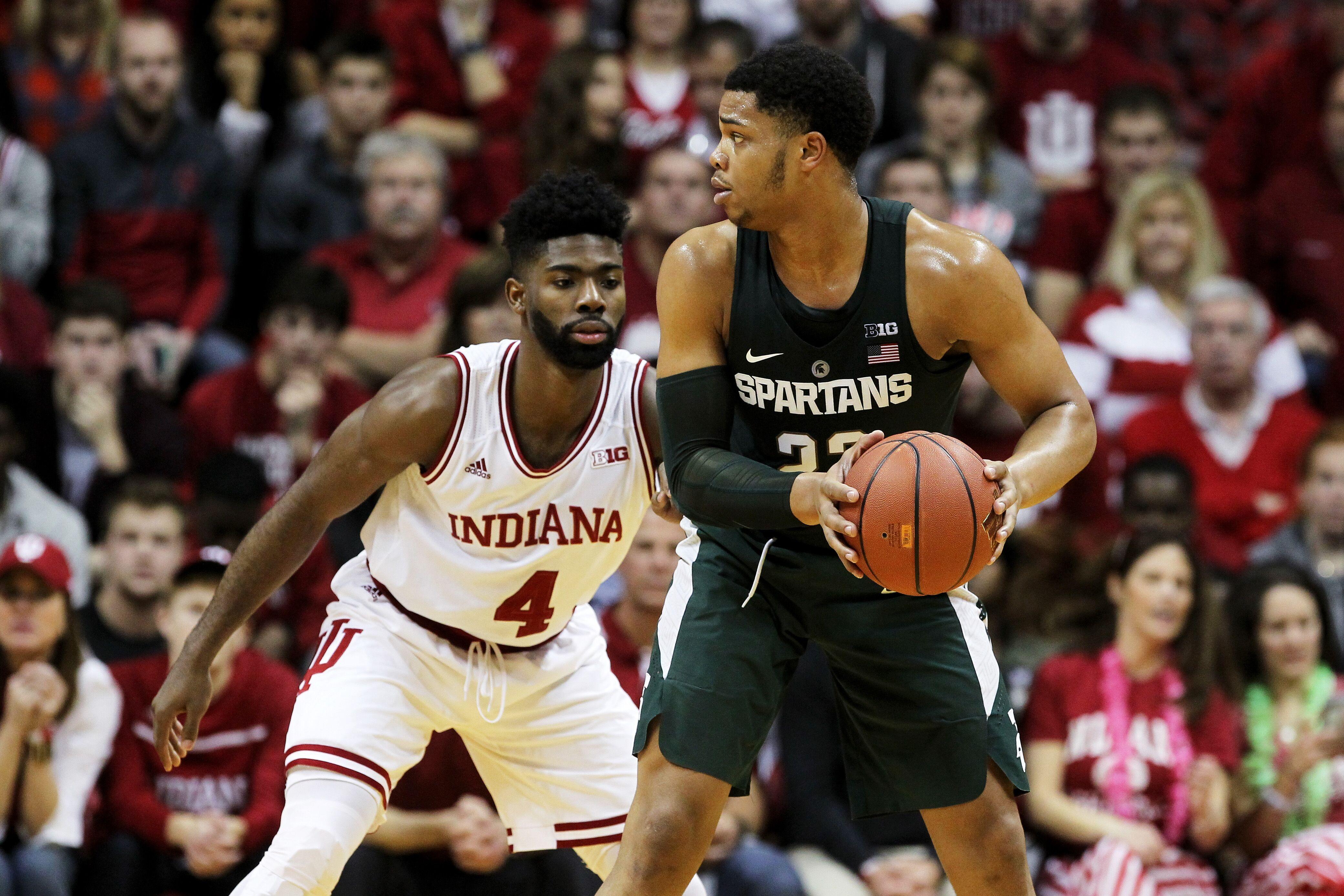 Michigan State Basketball: Complete 2017-18 Big Ten ...
