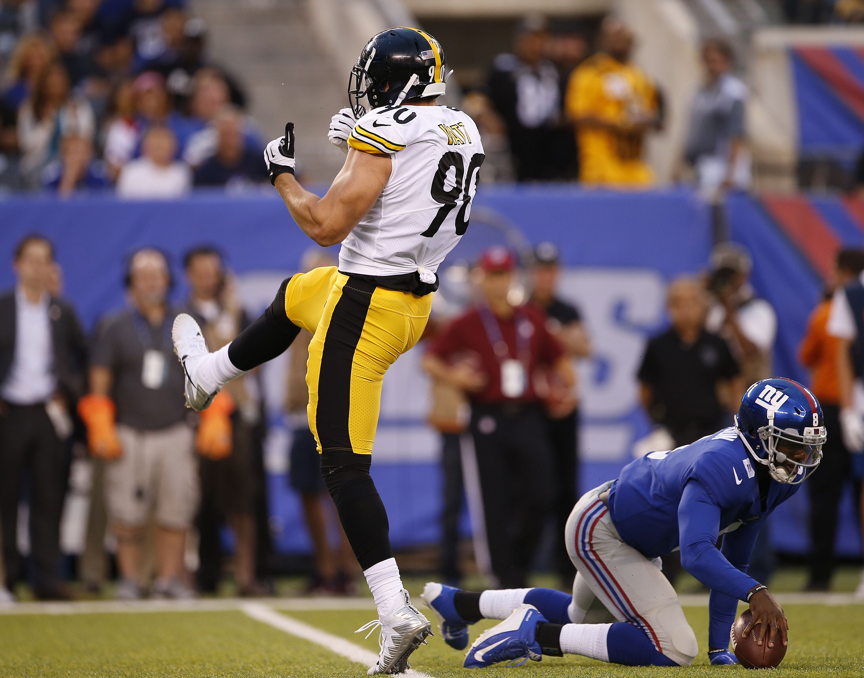 Pittsburgh Steelers: Players who stood out in first ...Steelers Roster