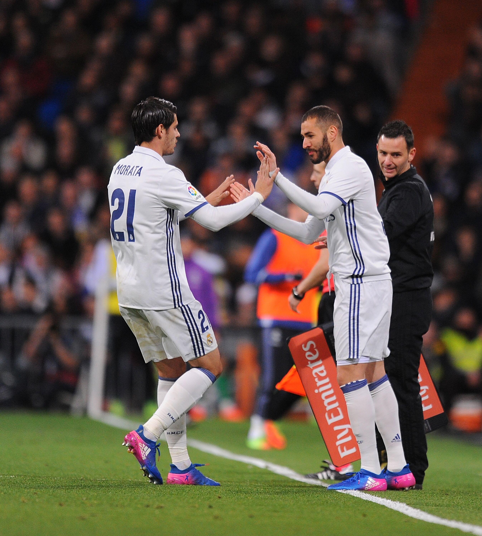 Real Madrid Should Sell Karim Benzema Not Alvaro Morata
