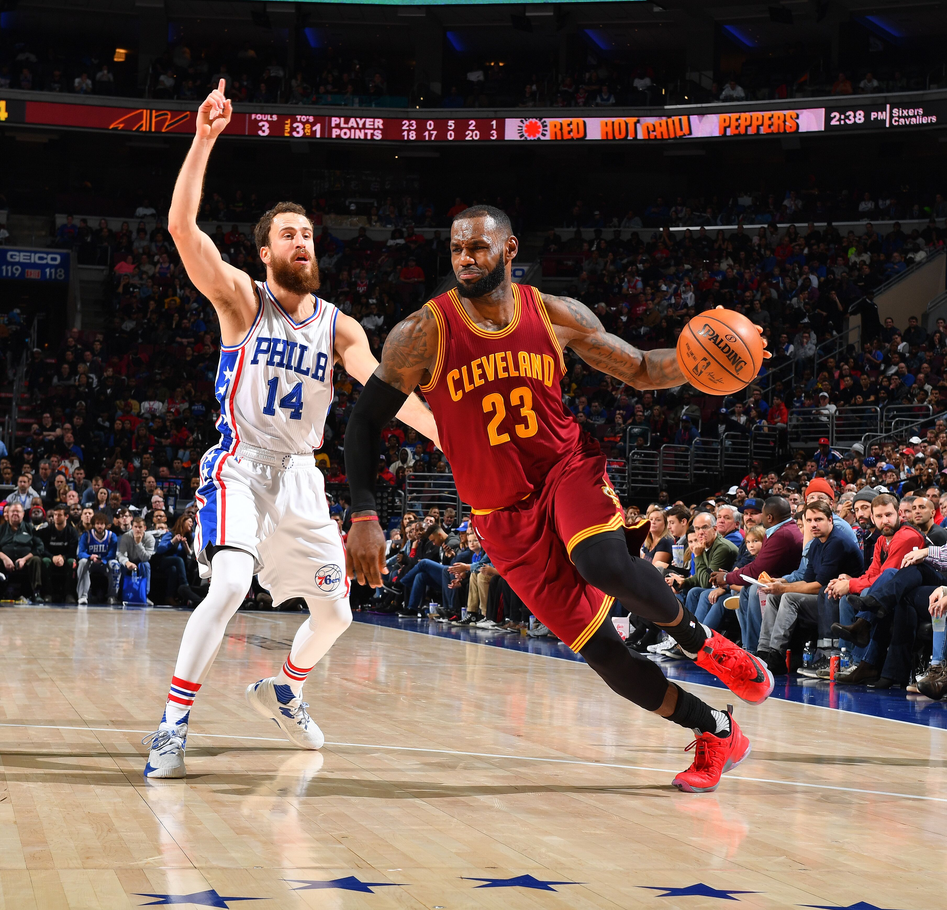 A Letter To LeBron James On The Philadelphia 76ers