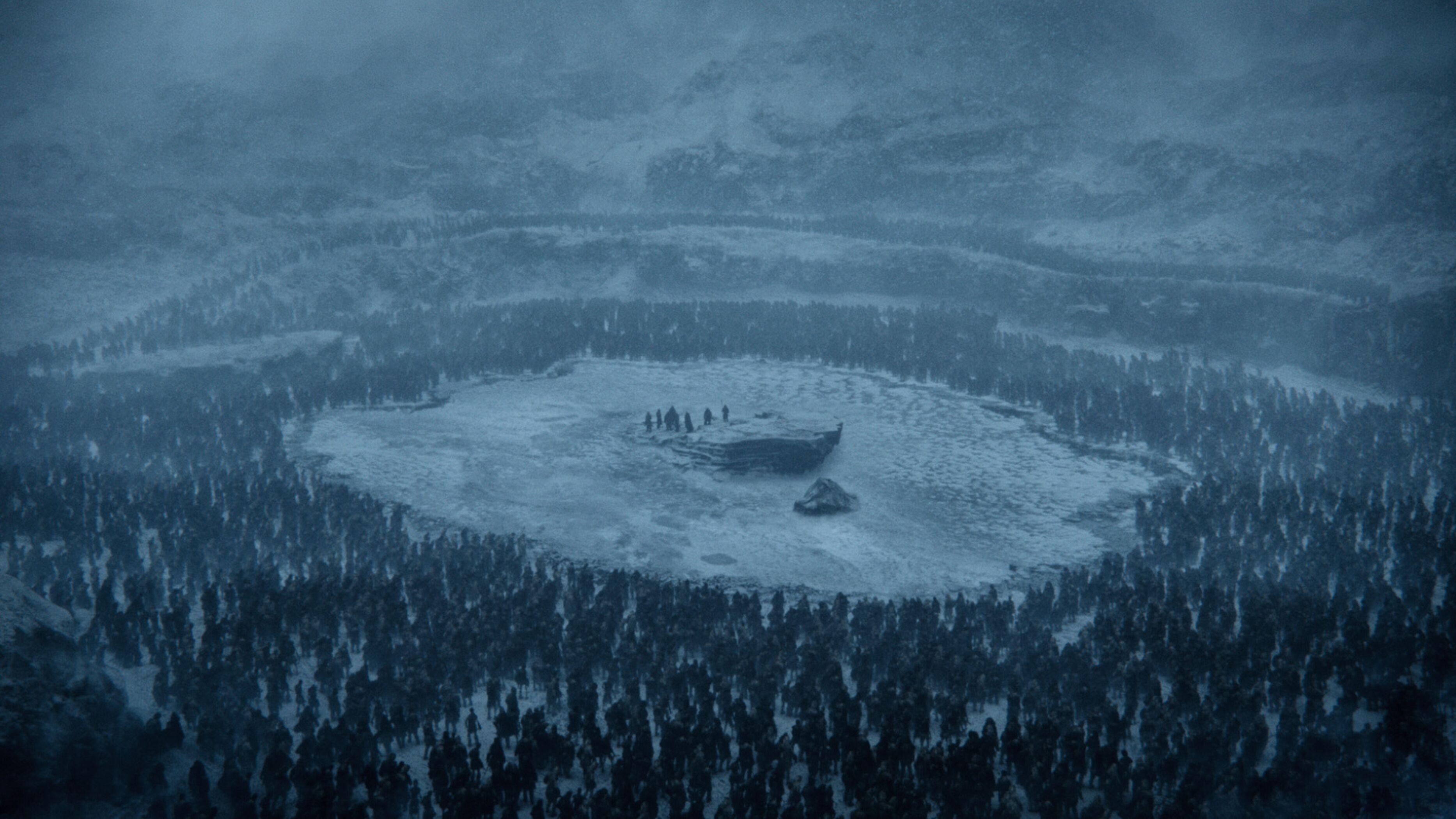 "Book-Readeru2019s Recapu2014Game of Thrones, Episode 706u2014""Beyond the Wall"""