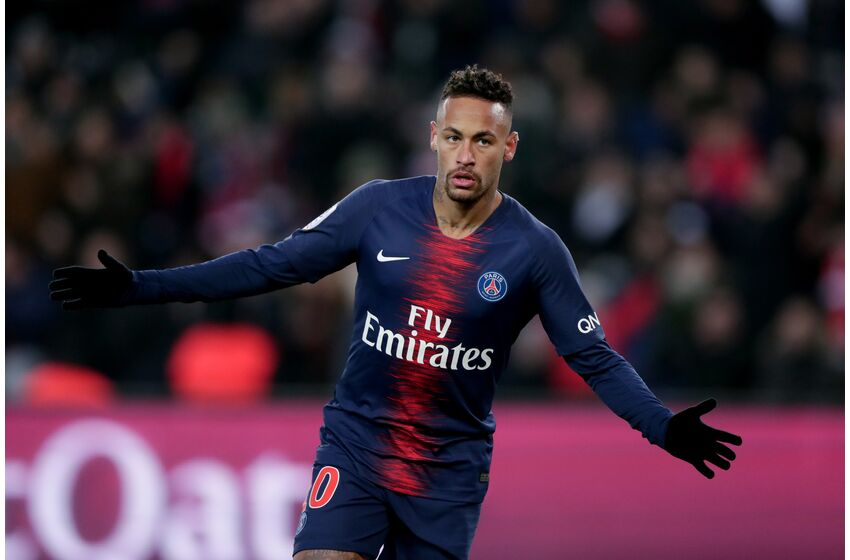 PSG fight with Neymar on his move to FC Barcelona