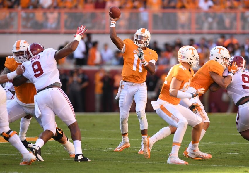 Vols Football Which Tennessee Players Made All Sec Teams