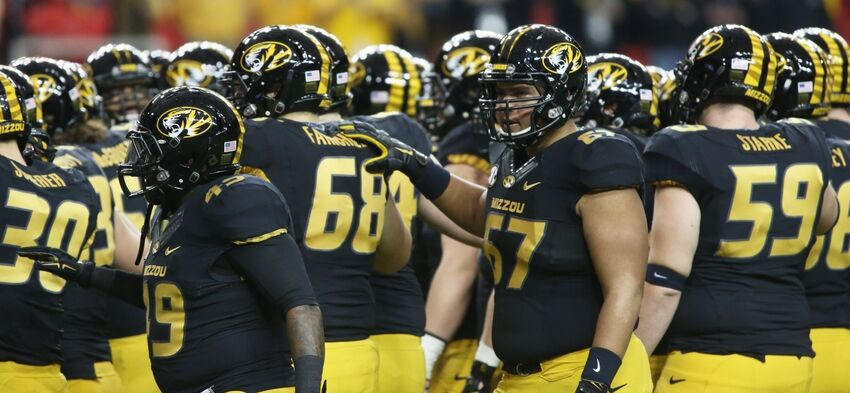 Missouri Tigers Positional Preview Offensive Line