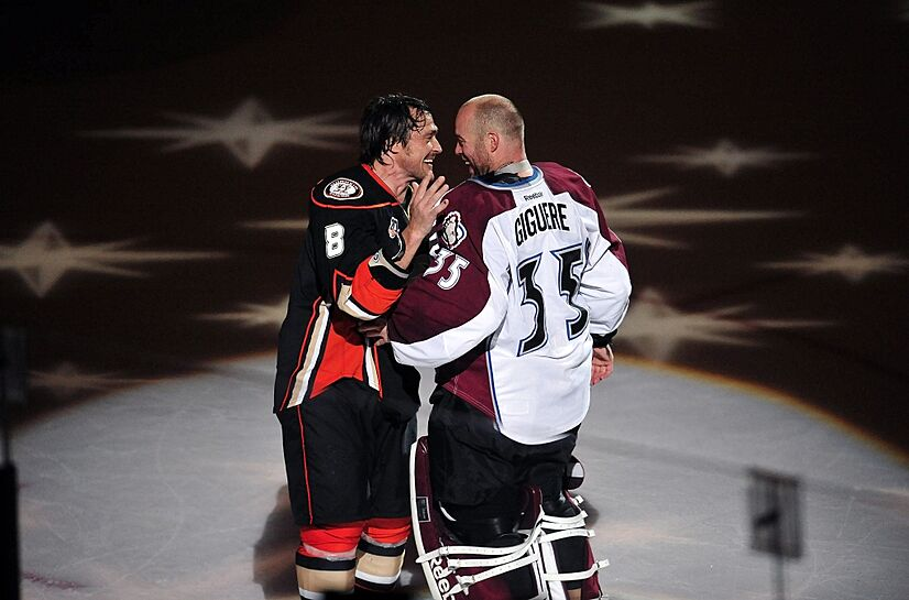J.S. Giguere: Ascending to the Rafters