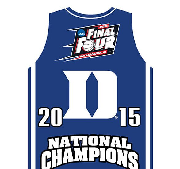 Duke Blue Devils Nike Replica Basketball Jersey – No. 3 a7d23404f