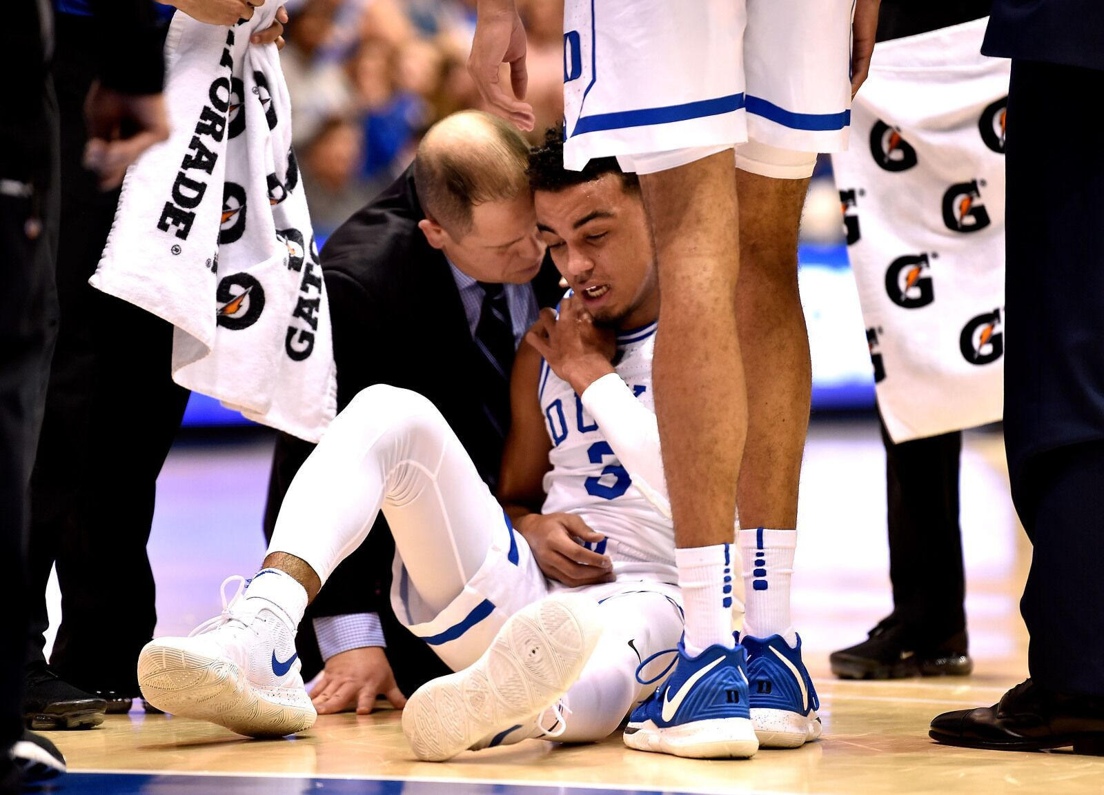 Duke Basketball Three Injuries Blue Devil Fans Will Never Be Able