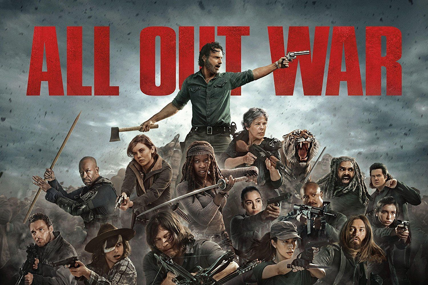 The Walking Dead Poster (11x17)
