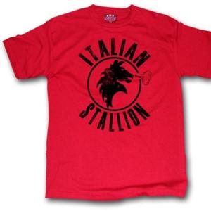 Rocky Balboa Italian Stallion T-Shirt