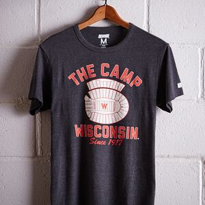TAILGATE MEN'S WISCONSIN THE CAMP T-SHIRT