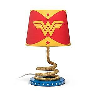 Wonder Woman Lass of Truth Lamp