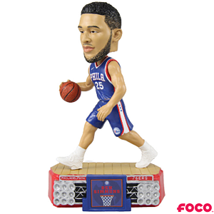 2019 NBA STADIUM LIGHTS BOBBLEHEADS - SIMMONS