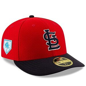 St. Louis Cardinals New Era 2019 Spring Training Low Profile 59FIFTY Fitted  Hat 97b5fdf00