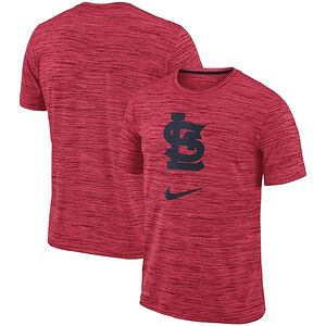 huge selection of bbc45 3d6aa St. Louis Cardinals Nike Velocity Performance T-Shirt
