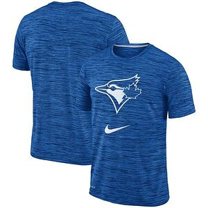 ... hat from New Era. Toronto Blue Jays Nike Velocity Performance T-Shirt 398b4dd3b5ce