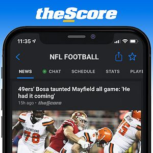 Download theScore App for the latest Pro Football Scores, Stats, News and Odds