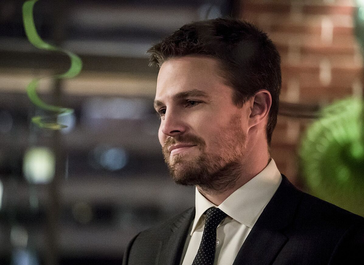 Interview Arrows Stephen Amell Recalls His Reaction To 601