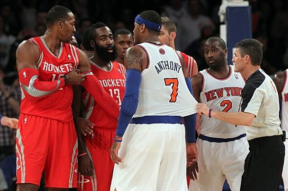 Carmelo Anthony's Best Chance To Win? Form A Big 3 In Houston